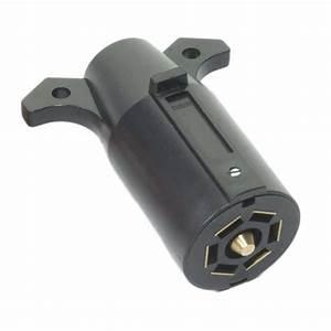 Trailer Plug  7 Pole  Rv Style