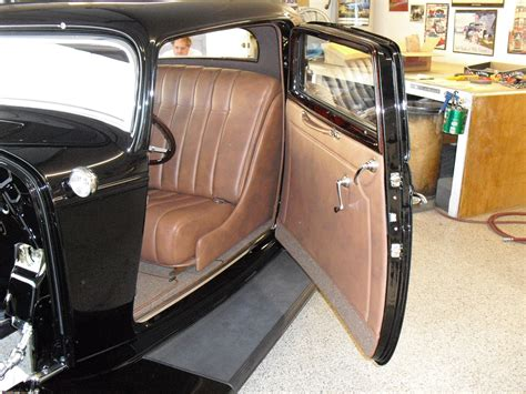 Street Rod Upholstery Designs