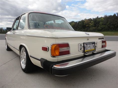1975 Bmw 2002tii Up For Sale In Newville, Pennsylvania
