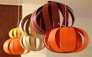 Deko Aus Papier : 25 verbl ffende halloween deko ideen ~ Eleganceandgraceweddings.com Haus und Dekorationen