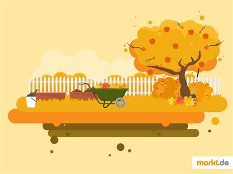 Garten Im Herbst Arbeiten by Checkliste F 252 R Gartenarbeiten Im Herbst Markt De