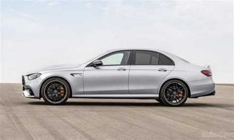 The latter is said to make the ride more comfortable, but we'll have to see for. Mercedes-AMG E63 Sedan and Wagon get styling & tech updates - Autodevot