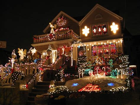 dyker heights lights dyker heights