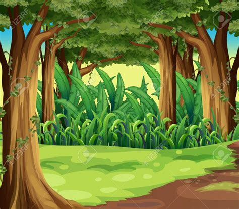 Tree Wallpaper Clipart by Best Jungle Clipart 2315 Clipartion