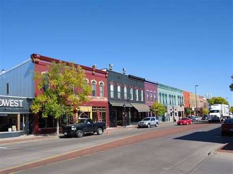 water street historic district eau claire wisconsin