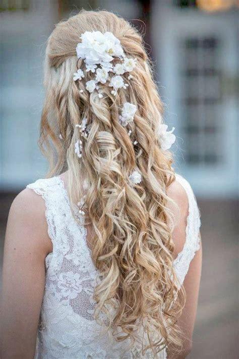 wedding hair accessories white flower hair clip bridal