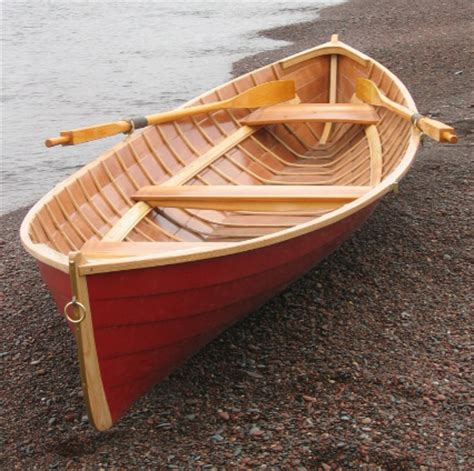 Row Boat Plans by Wooden Row Boat Plans