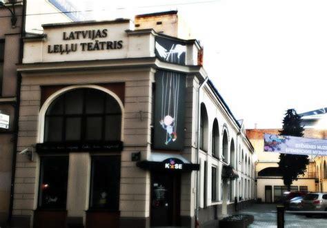 Latvijas Leļļu teātris Riga - Vitalty of puppets