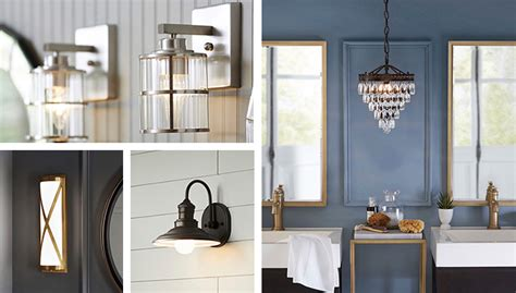 Fresh Bathroom Lighting Ideas