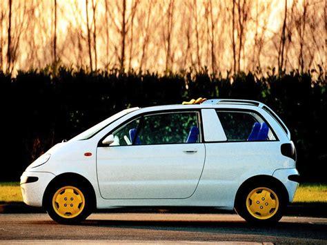Fiat Concept Cars by Fiat Lucciola Concept 170 1993 Concept Cars