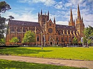 """132 Years For Gothic Revival - St Mary's Cathedral ..."