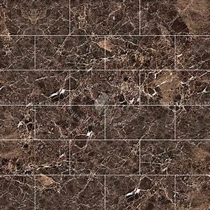 Emperador dark brown marble tile texture seamless 14214