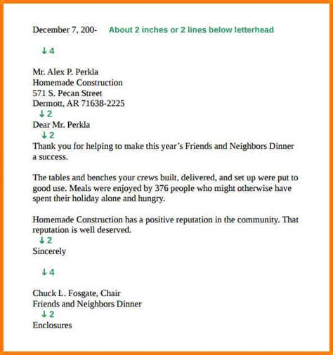 Standard Line Spacing In Resume by 6 Business Letter Spacing In Word Attorney Letterheads