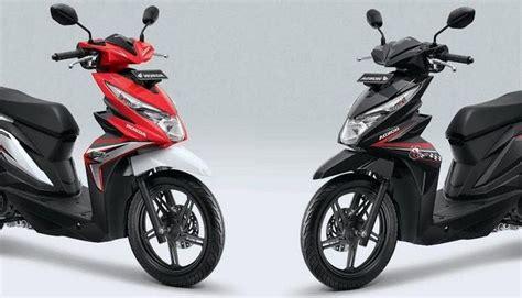 Honda Beat 2018 Punya Tampilan Baru Otobandung