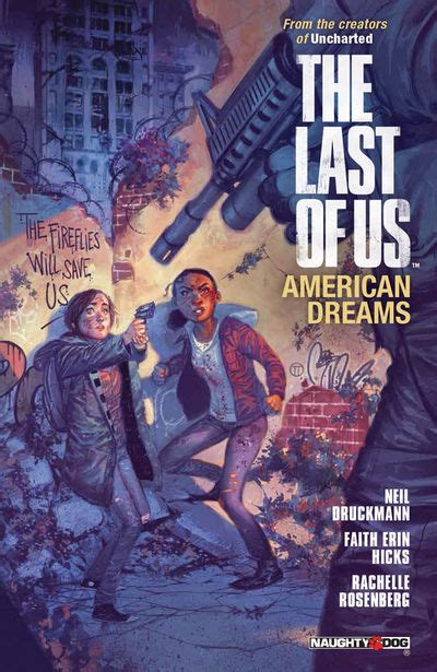 The Last Of Us American Dreams The Last Of Us Wiki