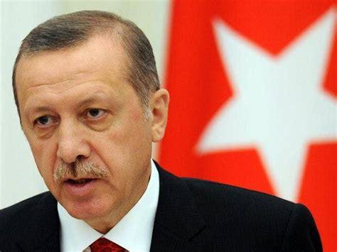 turkish president erdogan tells conference