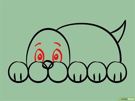 disegnare  cane da fumetto  modo semplice