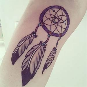 dreamcatcher / My third and favourite tat. On my inner ...