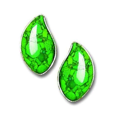 green mojave turquoise earrings earrings jewelry