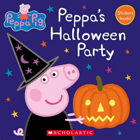 Peppa's Halloween Party (peppa Pig 8x8) Ebook By Scholastic  9780545949156  Rakuten Kobo