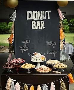 Trend: Unique Wedding Reception Dessert Ideas - American
