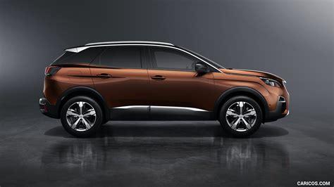 2017 Peugeot 3008 - Side