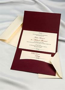 Do it yourself wedding invitations the ultimate guide for Diy pocket wedding invitations youtube