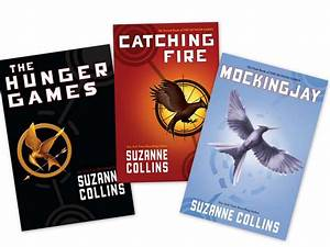 Books Are Magic: Review: Catching Fire (The Hunger Games #2)