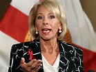 DeVos' proposal hurts survivors of sexual assault - The ...