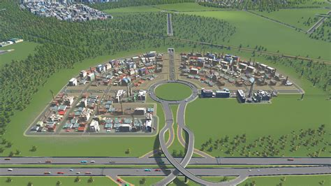 layout industrial zone surprisingly works well comments reddit