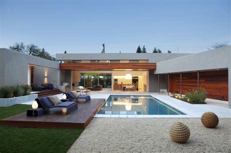 amenagement de piscine exterieur am 233 nagement ext 233 rieur de jardin en 45 photos originales