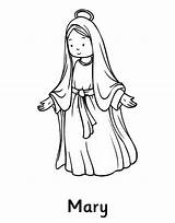 Assumption Familyholiday Solemnity sketch template