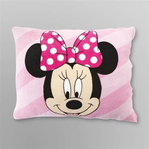 minnie mouse pillow disney minnie mouse plush pillow
