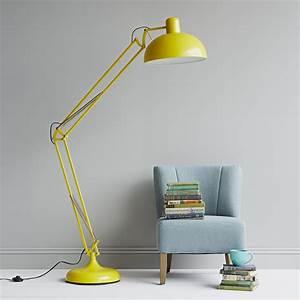Yellow floor lamp for Macey floor lamp yellow