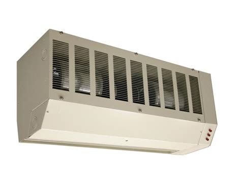 high velocity electrically heated air curtains marley
