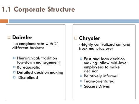 Help Me Do My Essay Analysis Of Daimler-chrysler