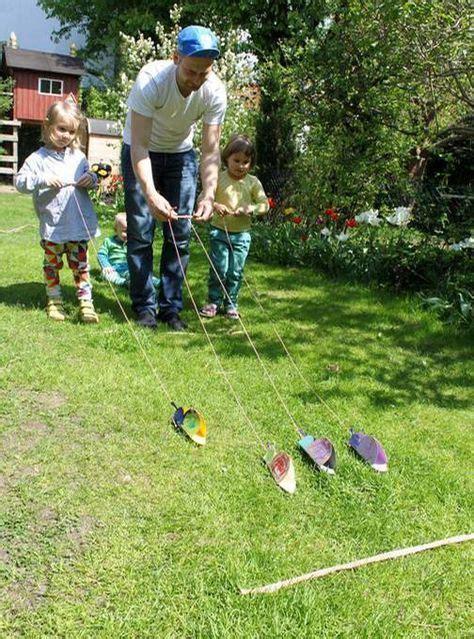 Im Garten Spielen Ideen by Die 25 Besten Ideen Zu Spiele F 252 R Drau 223 En Auf