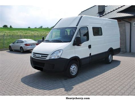 Iveco Daily 35s14 2.3 Hpt 2008 Other Vans/trucks Up To 7