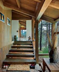 Traditional Homes And Interiors Traditional Japanese House Design With Stunning Forest