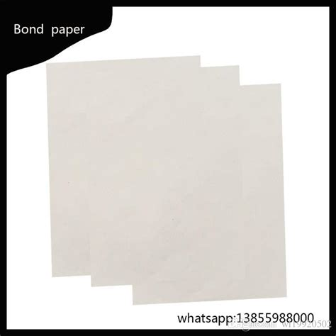 100 wood pulp paper a4 size 80gsm bond paper with low