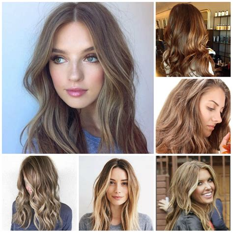 New Hair Colors For Brunettes by Light Hair Colors For 2018 Best Hair Color