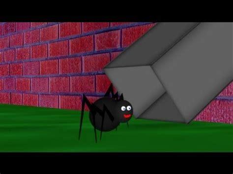 itsy bitsy spider part  youtube