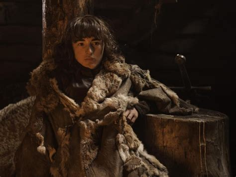 'game Of Thrones' Bran Stark, Played By Isaac Hempstead