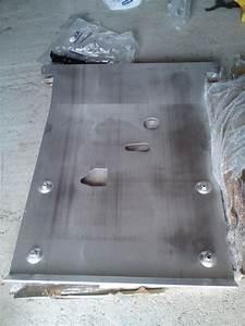 Plaque Aluminium 5mm : pose plaque de protection moteur bo te en aluminium 5mm ~ Melissatoandfro.com Idées de Décoration