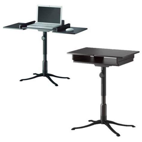 bureau pc ikea mobili porta computer ikea meubles ika transforms en