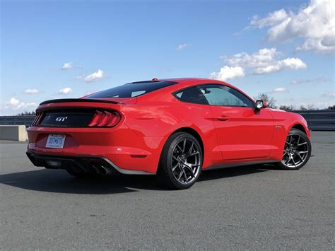 2019 Ford Mustang Gt Test Drive Review