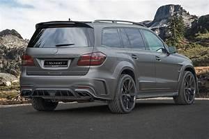 Mercedes 63 Amg : official 840hp mercedes amg gls 63 by mansory gtspirit ~ Melissatoandfro.com Idées de Décoration