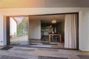 Baie à Galandage : baie vitr e encastrable galandage ~ Melissatoandfro.com Idées de Décoration