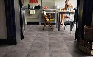 Fliesen Küche Boden : bodenbelag f r die k che finden mit hornbach ~ Sanjose-hotels-ca.com Haus und Dekorationen