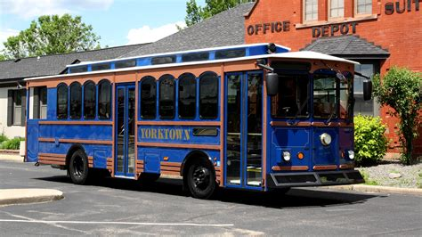 Margate investigates trolley service to address parking ...